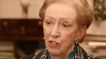 MP Margaret Beckett made scathing comments about Theresa May's handling of Brexit on Sky's Sophy Ridge programme. Picture: Sky