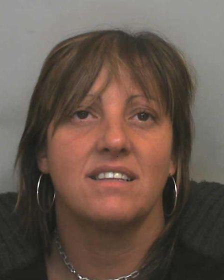 Natalie Davis was sentenced to two years and six months in prison. Picture: Avon and Somerset Consta