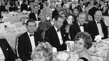 Company at their annual dinner-dance held by Weston-super-Mare Hotels Association at the Grand Atlan