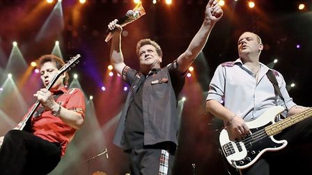 Les McKeown's Bay City Rollers. Picture: Mike S Fowler