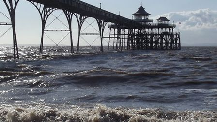 Clevedon Pier will host the event on October 7.