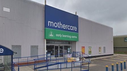 Mothercare and Early Learning Centre to close on March 3. Picture: Google Maps