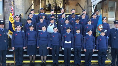 Weston and Burnham Air Cadets are looking for new recruits