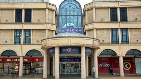 A deal worth £21million to buy Westons Sovereign Shopping Centre using borrowed funds was agreed in
