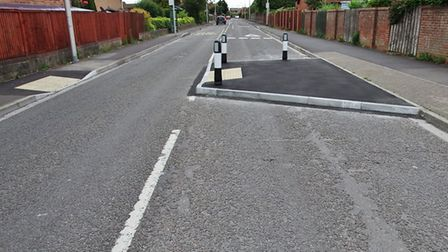 Wansbrough Road in Worle. (Picture: Timmay Curtis).