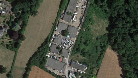 Gatcombe Farm Industrial Estate in West Hay Road, Wrington.Picture: Google Street View