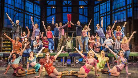 Kinky Boots will be performed in Bristol later this month.Picture: Matt Crockett
