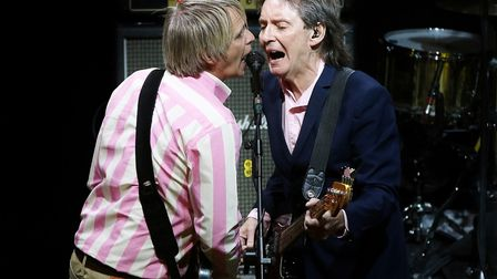 Former band member of The Jam, Bruce Foxton, will be performing in Weston next month.Picture: Nodpic