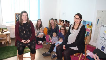 The Nursery in Portishead has launched a preparation course for expectant parents.