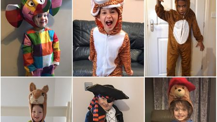 Some amazing pictures have been submitted for the Mercury's World Book Day gallery.