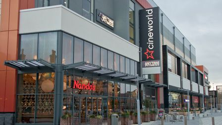 Cineworld has temporarily closed following a 'suspected gas leak'. Picture: MARK ATHERTON