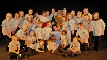 The Wizard of Oz production comes to Weston. Picture: Jeremy Long
