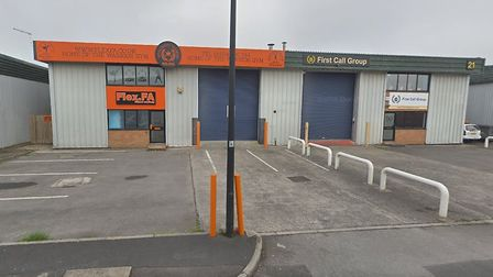 Warrior Gym has used the industrial unit since 2013. Picture: Google