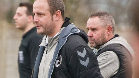 Marc McGregor has been sacked as Weston FC's manager. Picture: MARK ATHERTON