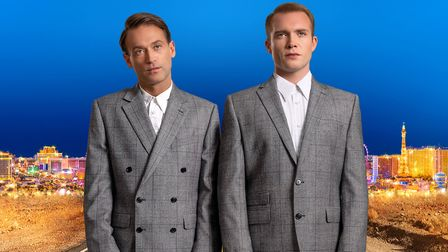 Rain Man will be at The Playhouse Theatre in April.