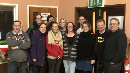 Weston Night Assessment Centre opened its doors during the bad weather last week.