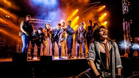 Rock Of Ages Production Photos: Richard Davenport/The Other Richard