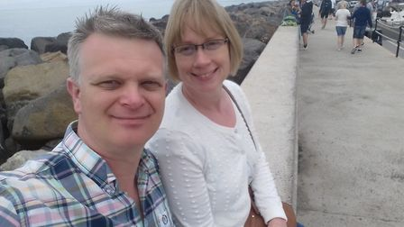 Vivienne Boyd and her husband Martin are looking to raise £25,000 for her treatment.