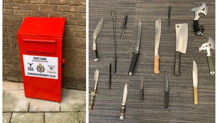 In 2018, 441 people were cautioned or convicted by police for possession of a knife or offensive wea