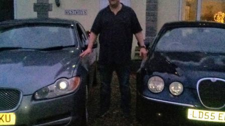Simon Ramsden named as man killed in Wedmore car crash.Picture: Avon and Somerset Constabulary