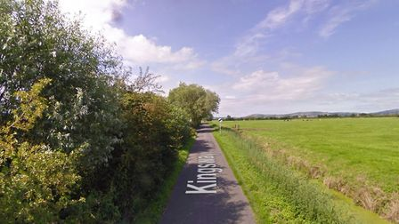 The fire took place in Kingsway, in Mark. Picture: Google Maps. (stock image)