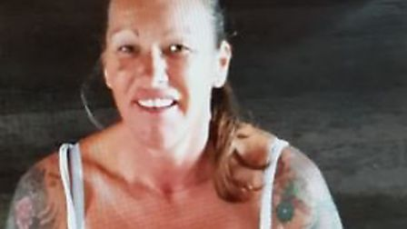 Sarah West was last seen in Rooksbridge yesterday (Tuesday). Picture: Avon and Som