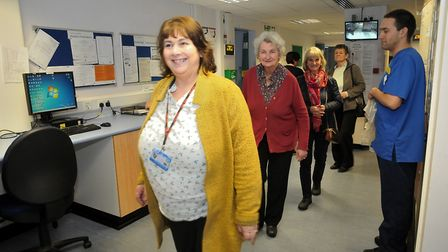 Weston General Hospital has reached the end of its scanner appeal. Picture: Jeremy Long