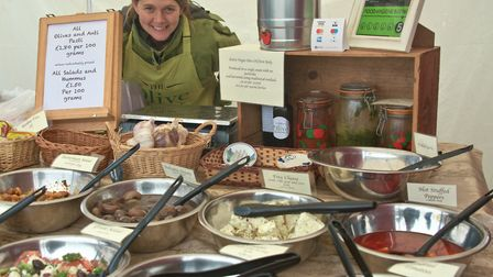 Aisling Magill - The Olive Branch Deli at Eat: Weston. Picture: MARK ATHERTON