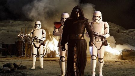 An extras angency which has worked on the Star Wars series is holding a casting call this week.