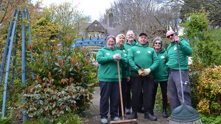 The Friends of Grove Park is appealing for volunteers. Picture: Henry Woodsford