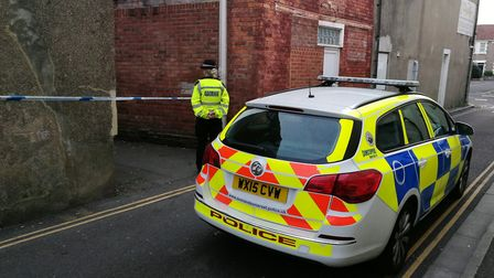 Police were called to an incident in Kings Lane Picture: Gareth Newnham