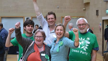 The Green Party had a successful campaign in North Somerset.