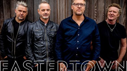 Weston's very own Eastertown to play