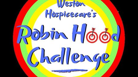 Archery meets paintball in the new Weston Hospicecare challenge event.