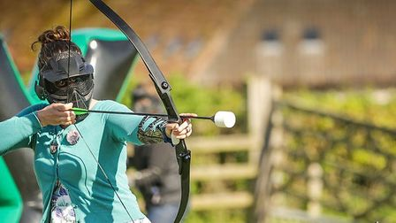 The Robin Hood Challenge will be run by expert archery active instructors from Mendip Outdoor Pursui