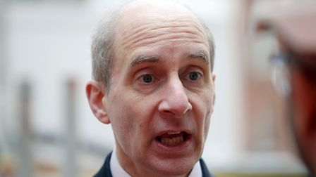 Lord Adonis has been an critic of Brexit, but will stand for Labour. Picture: Yui Mok/PA Wire