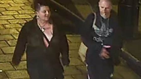 Police want to speak to a man and a woman as part of their investigation. Picture: Avon and Somerset