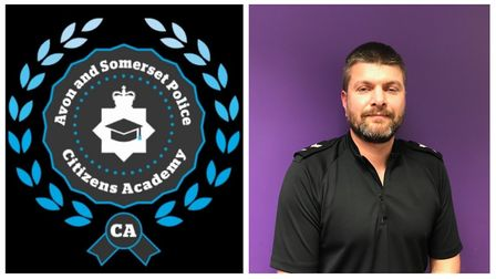 Town Centre Sergeant Lee Kerslake is encourgaing people to join Weston's Citizen's Academy. Picture: