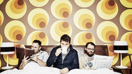 Scouting For Girls are headlining the event.