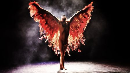 Burlesque will be at the Blakehay Theatre. Picture: Dommett Young Photography