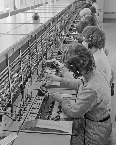 The new £530 000 automatic Telephone Exchange at Weston-super-Mare is to formally opened next week.
