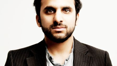 Nish Kumar is performing at the Bristol Hippodrome for a comedy night in aid of Above & Beyond.
