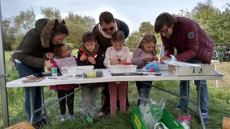 YACWAG's Stowey Reserve event on Bank Holiday Monday.Picture: YACWAG/Faith Moulin
