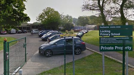 Locking Primary School.Picture: Google Street View