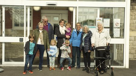 The first rise and inspire session takes place on may 14 at Worle Library Picture: Jenny Terris