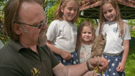 Avon Owls at Winscombe May Fair. Picture: MARK ATHERTON