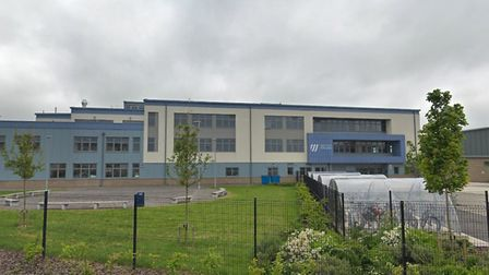North Somerset Enterprise and Technology College. Picture: Google Maps