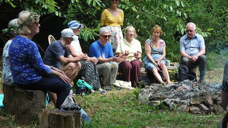 A summer celebration picnic will be held at the Quaker Meeting House, in Meeting House Lane in Clave