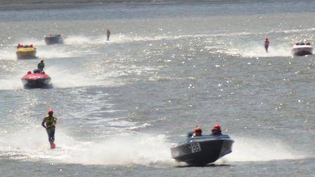 The Water Ski Championships in Weston. Picture: Kenneth Rudrum-Taylor.