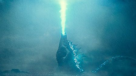 readers can win tickets to see Godzilla: King Of The Monsters at Odeon Cinema Picture; Legendary